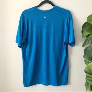 Lululemon Metal Vent Tech Short Sleeve